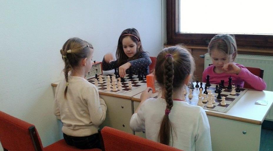 Óvodások sakkbajnoksága 2016