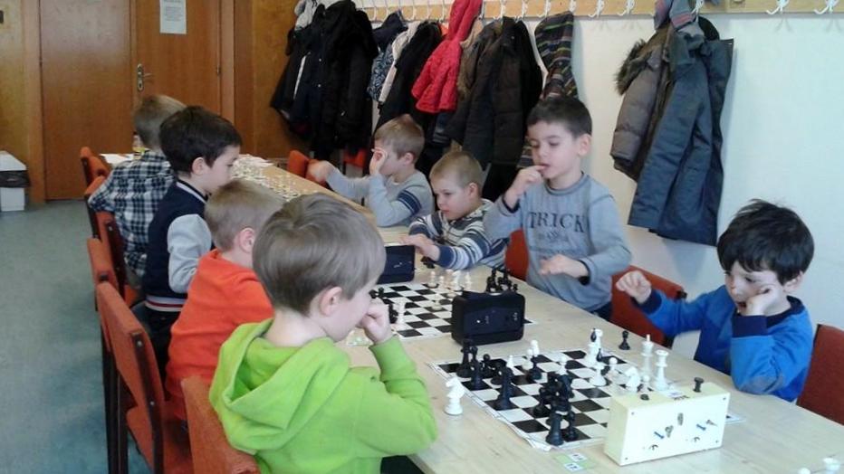 Óvodások sakkversenye 2016 - 2017